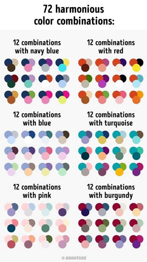 132 Eye Catching Color Combinations Inspirationfeed