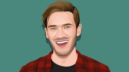 PewDiePie Copyright by Inspirationfeed.