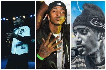 Nipsey Hussle Collage