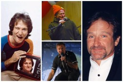 Robin Williams Collage