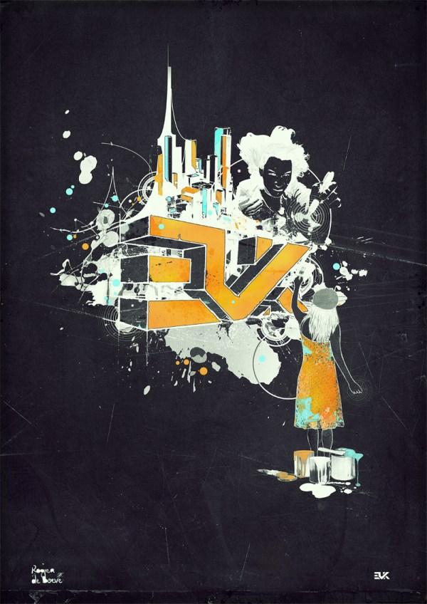 Amazing Graphic Design Work