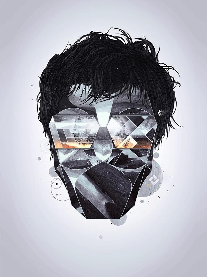 20 Amazing Graphic Design Works By Rogier De Boeve
