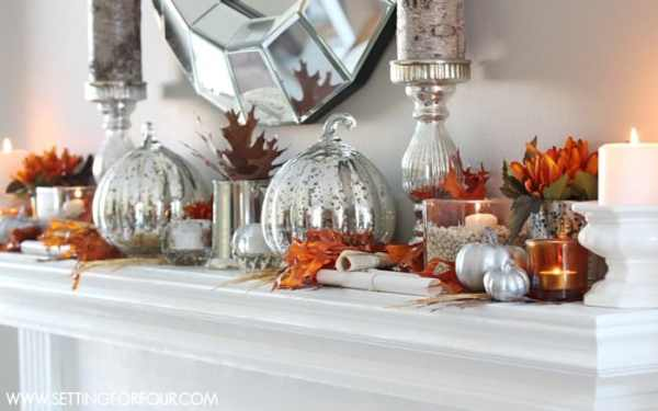 fall-mantel-decor