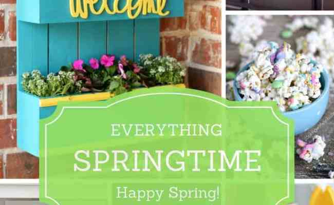 5 Amazing Projects For Spring Inspiration Monday