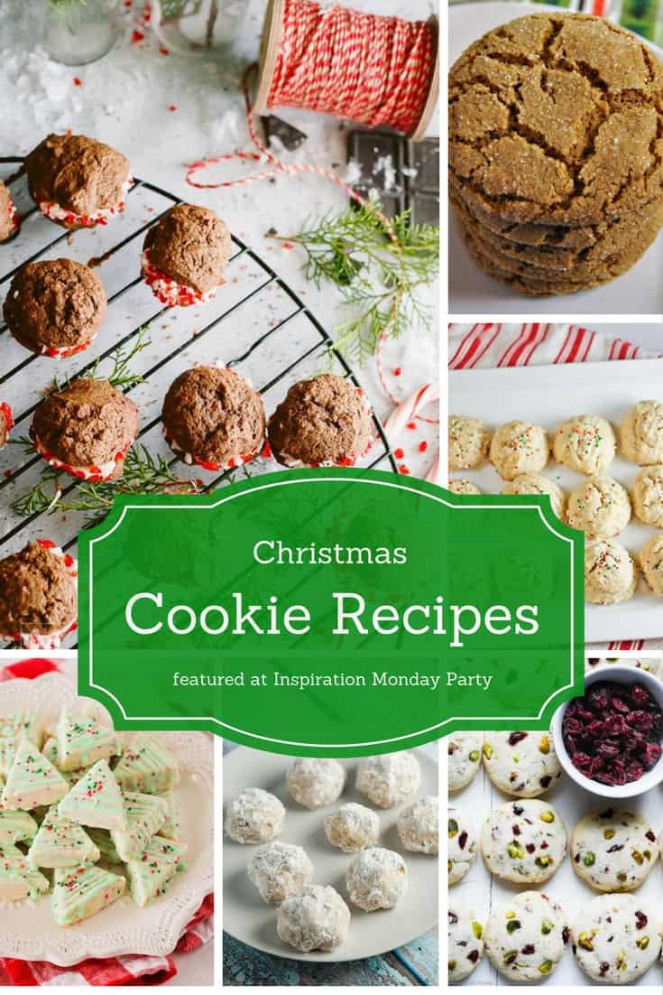 Christmas Cookie Recipes Our Southern Home