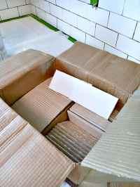 Tips on How to Install Subway Tile Kitchen Backsplash ...