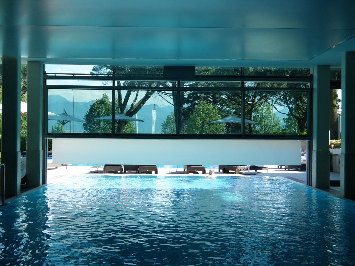 Spa Cinq Mondes au BeauRivage Palace  Lausanne