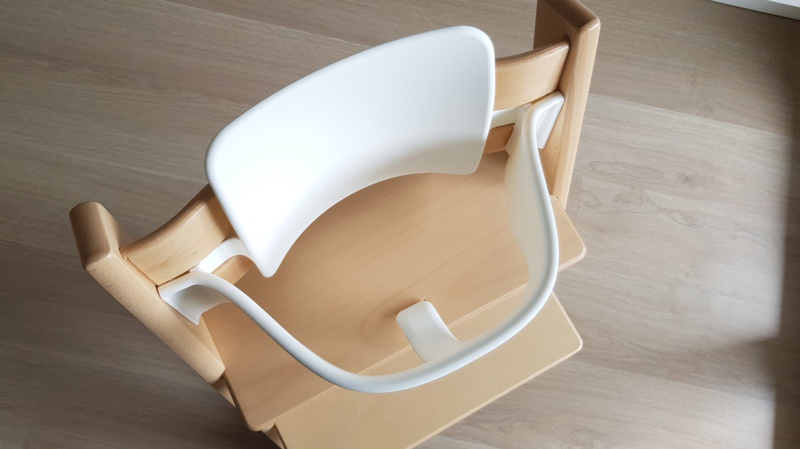 playtray for stokke tripp trapp translucent