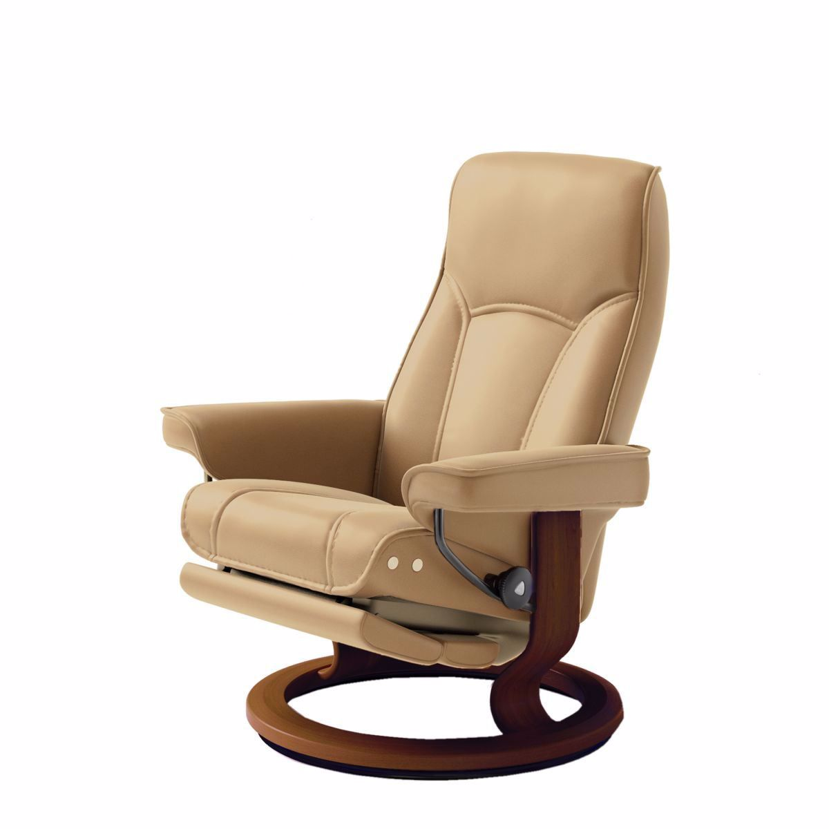 Classic Chair Stressless Senator Classic Chair With Leg Comfort