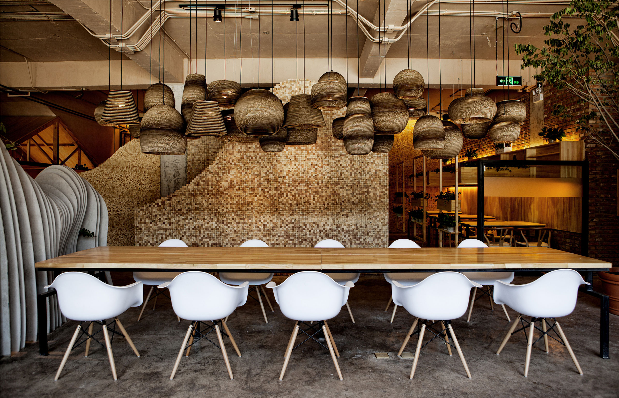 A mountainthemed cafe in Beijing  Inspirationist