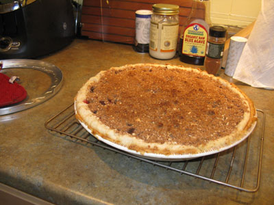 finished pie400