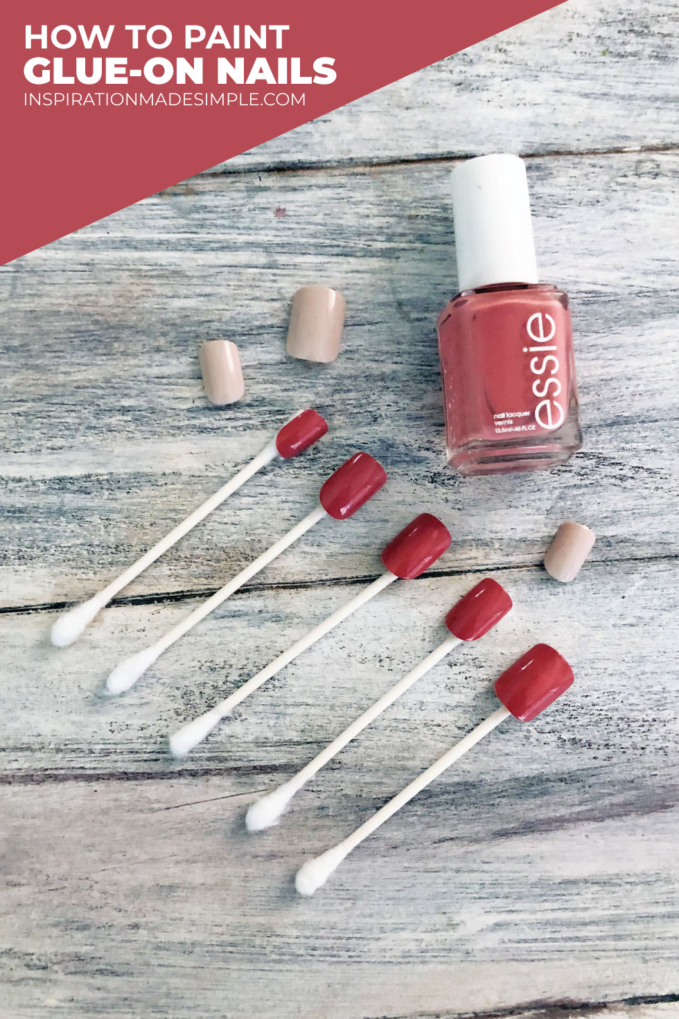 Can You Paint Fake Nails : paint, nails, Painting, Glue-On, Nails?, Inspiration, Simple