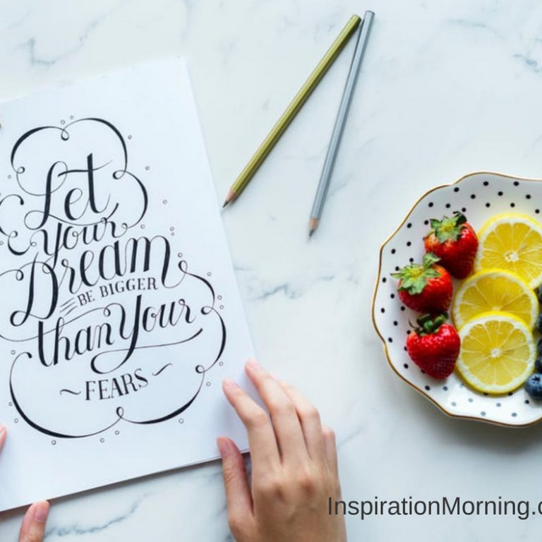 Morning Inspiration February 21, 2019