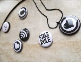 Buttons & Ketting (Klick-!t)