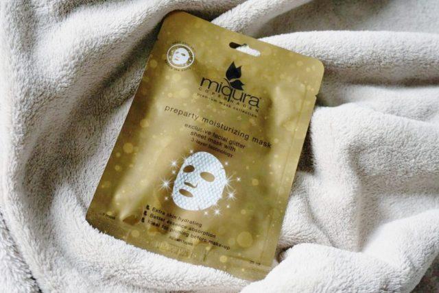 Miqura - Preparty moisturizing Mask