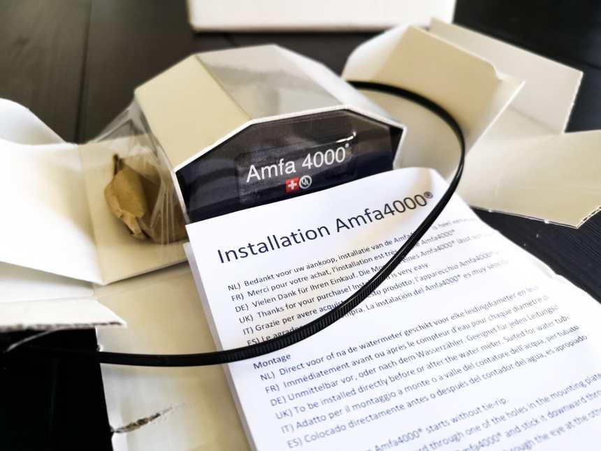 Amfa4000 van Waterontharder.com