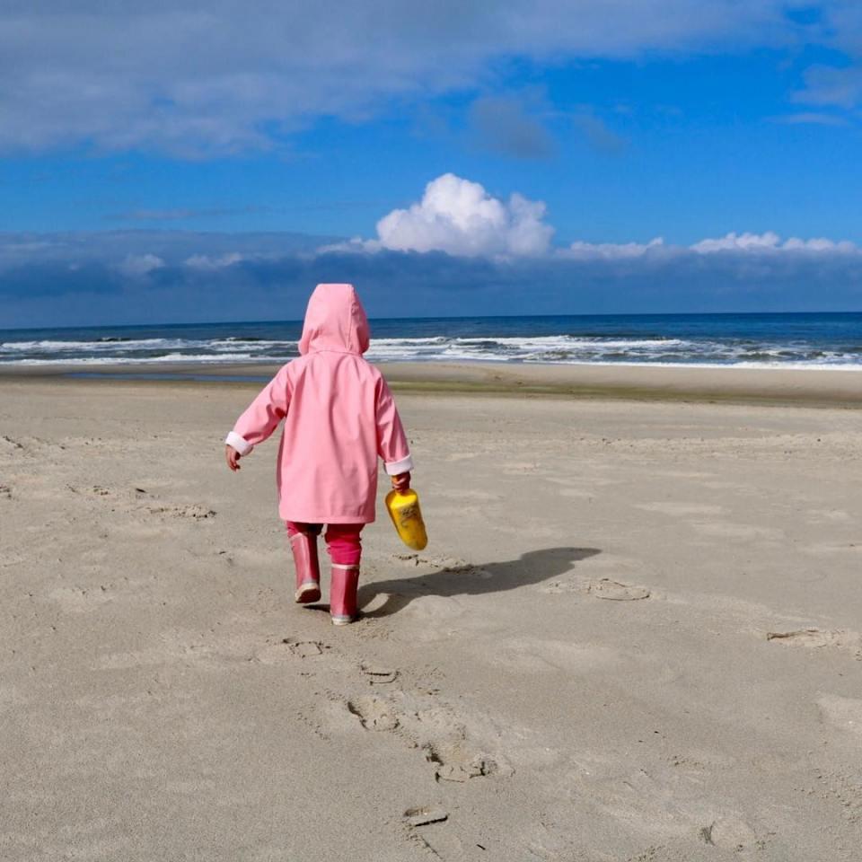 Aan zee - MomAmour