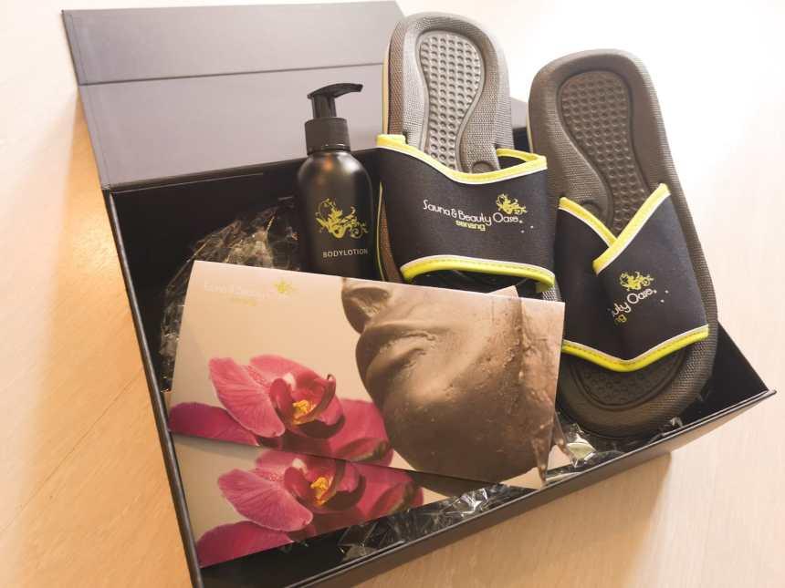 Sauna en Beauty Oase - Sauna pakket