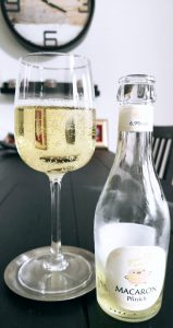 Macaron Cocktail - Perzik