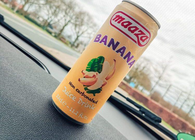 Maaza - Banana
