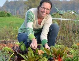 Elkedaggroener - Ageda in de tuin