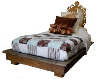 Woodwork Platform Bed Plans Instructables PDF Plans