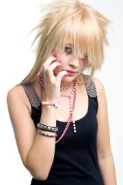 scene hairstyles ideas girls
