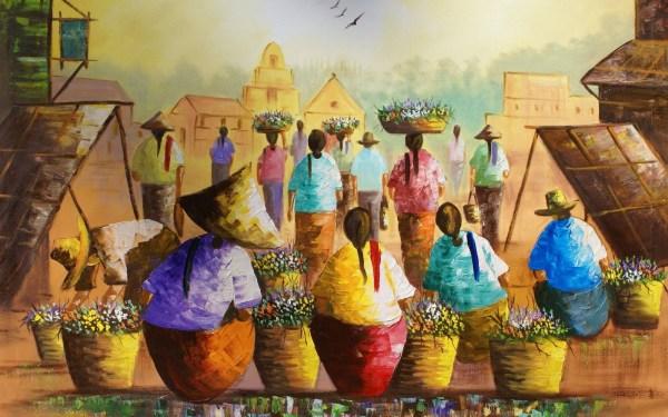 Beautiful Art Paintings People