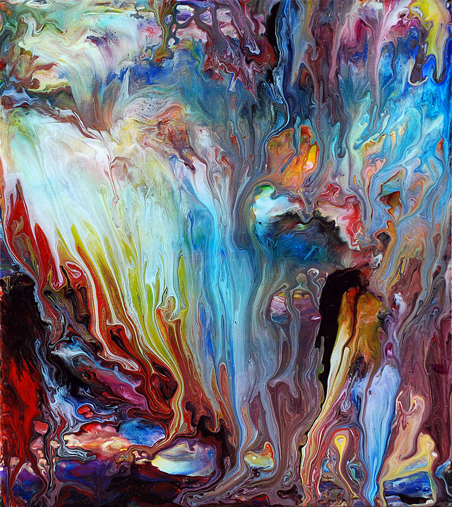 41 Best Abstract Paintings In The World  Inspirationseekcom