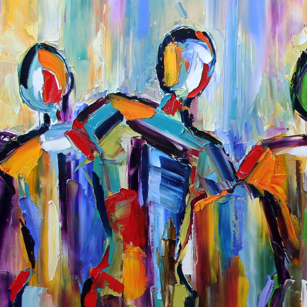 Abstract Paintings In World