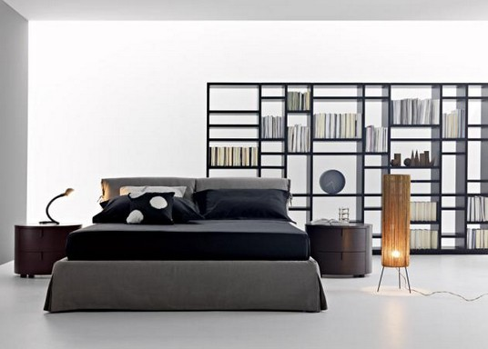 Small Library Design Ideas in The Bedroom  InspirationSeekcom