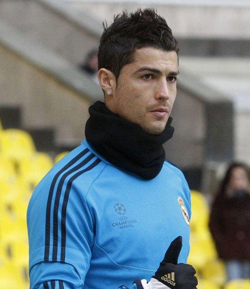 August Ronaldo Haircut 2016