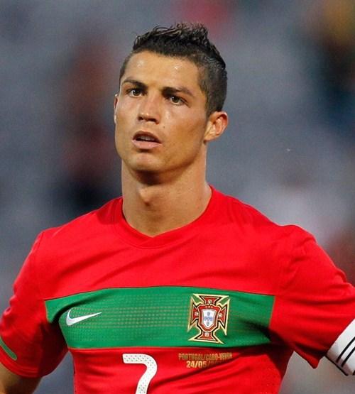 Cristiano Ronaldo Haircut World Cup 2014