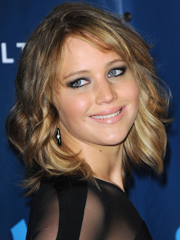 30 Long Bob Hairstyles Jennifer Lawrence Hairstyles Ideas Walk