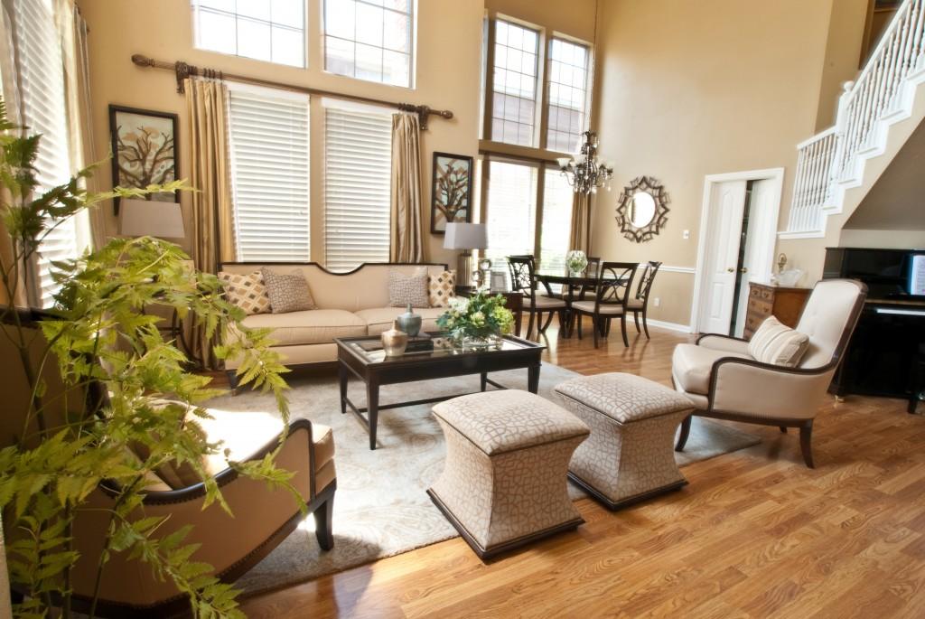 Furnishing Small Family Room