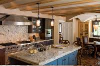 Creating A Mediterranean Style Kitchen - InspirationSeek.com