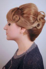 retro hairstyle ideas women