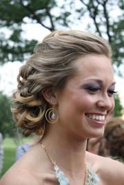 beautiful updo hairstyles ideas