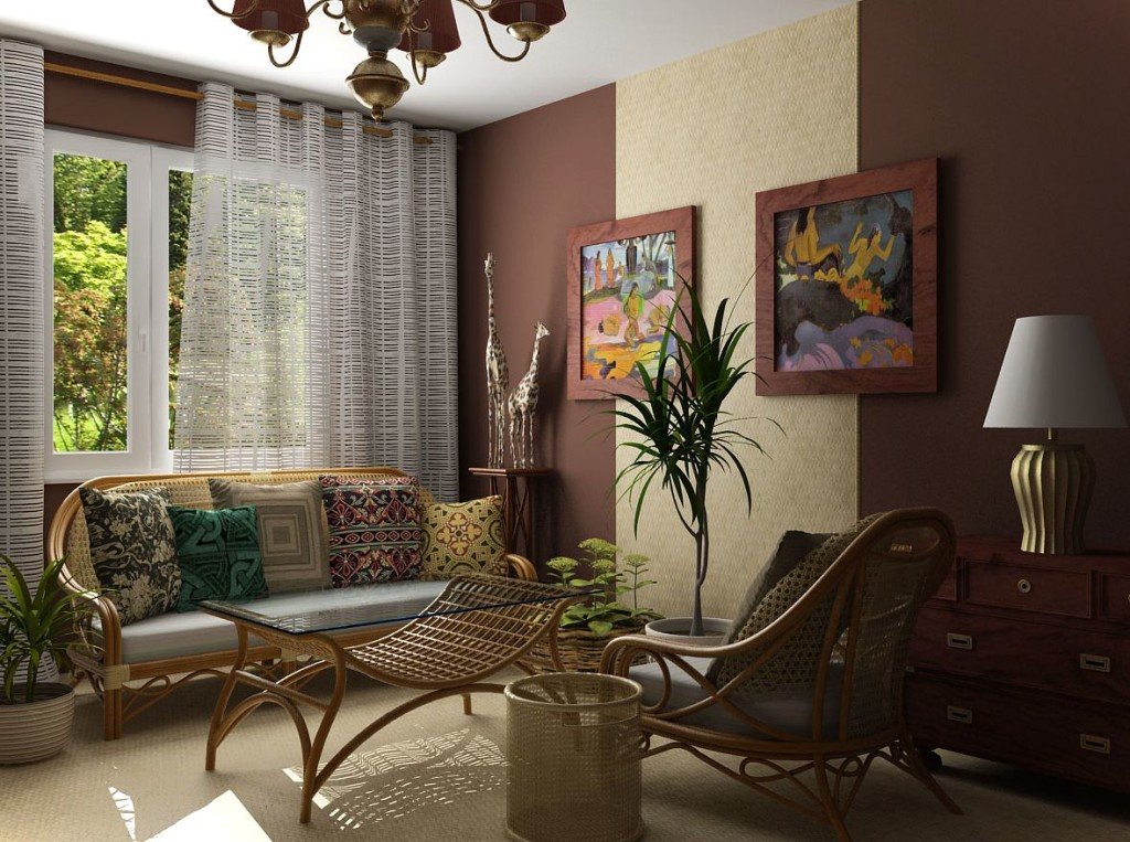 25 Ethnic Home Decor Ideas