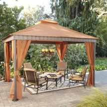 Garden Gazebo Design And Ideas