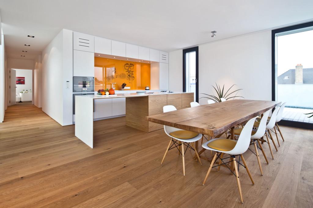 Open Plan Apartment Interior Design and Ideas   InspirationSeek.com