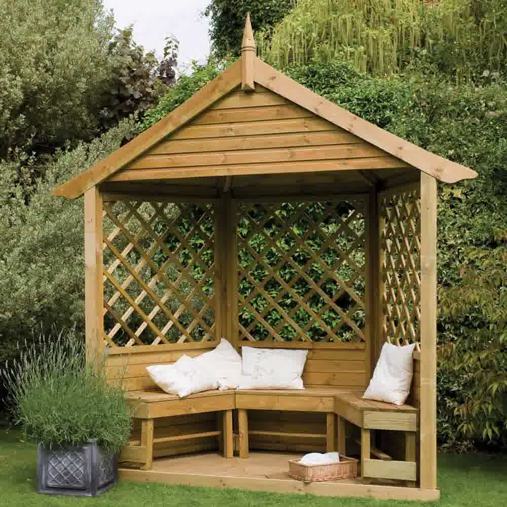 27 Garden Gazebo Design And Ideas InspirationSeek Com