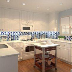 Menards Kitchen Backsplash Wellborn Cabinets Make The More Beautiful ...