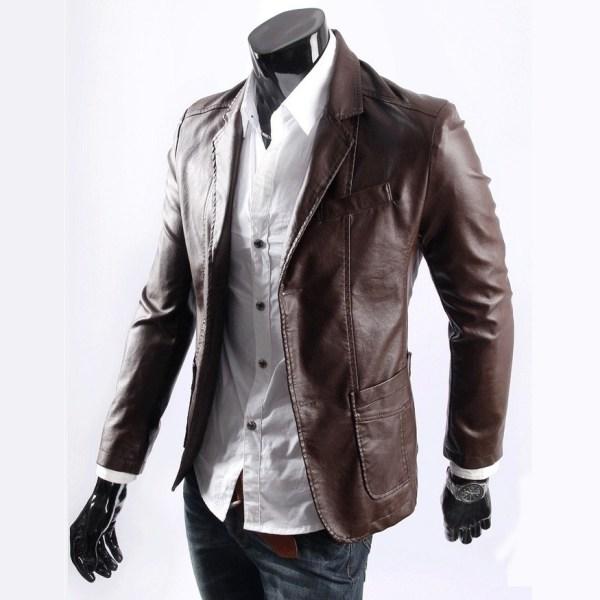 Tips Choosing Leather Jacket Men