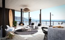 Beach House Design In Britain Called Kench