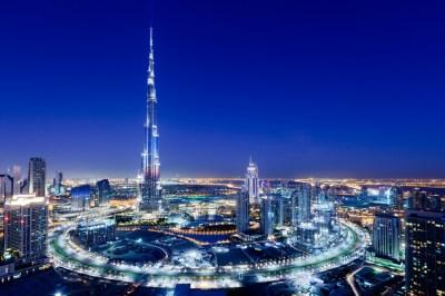 Burj Khalifa Dubai, The Tallest Building in the World ...