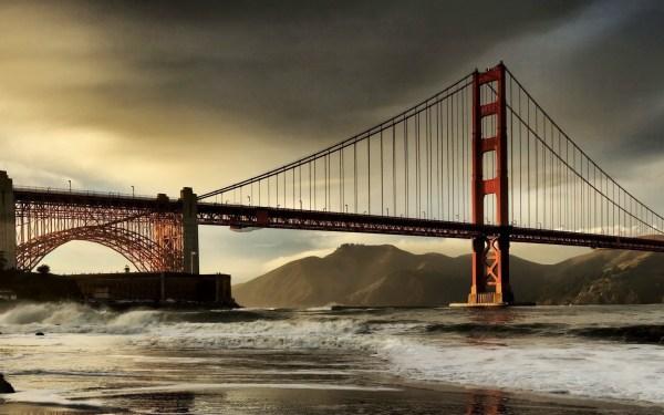 Golden Gate Bridge Desktop