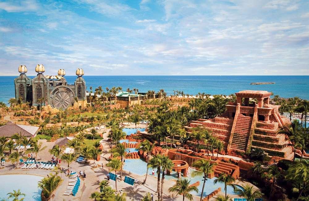 Bahamas Towers Atlantis Beach Resort