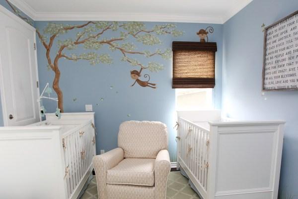 Twin Baby Nursery Ideas