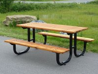 24+ Picnic Table Designs, Plans and Ideas ...